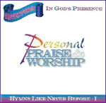 Don Fredericks - Adventures In Gods Presence - Hymns Like Never Before